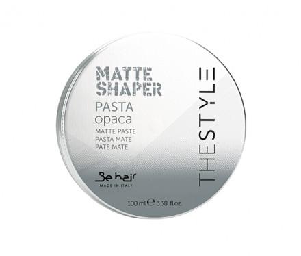 Матовая паста для укладки Be Hair MATTE SHAPER PASTE 100 мл: фото