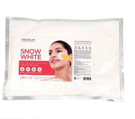 Альгинатная маска с экстрактом жемчуга отбеливающая Lindsay Snow White Modeling Mask 240г: фото