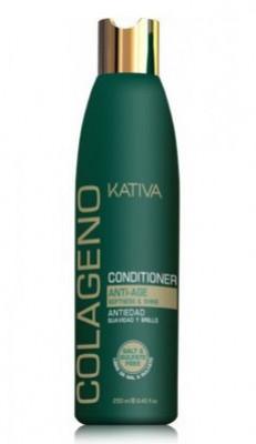 Кондиционер для волос коллагеновый COLLAGENO Kativa 250 мл: фото
